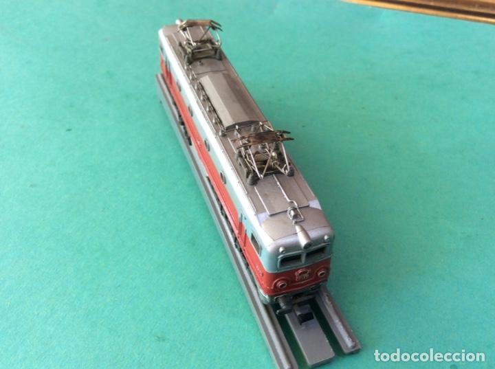 Trenes Escala: IBERTREN. LOCOMOTORA RENFE 7671. - Foto 5 - 276143273