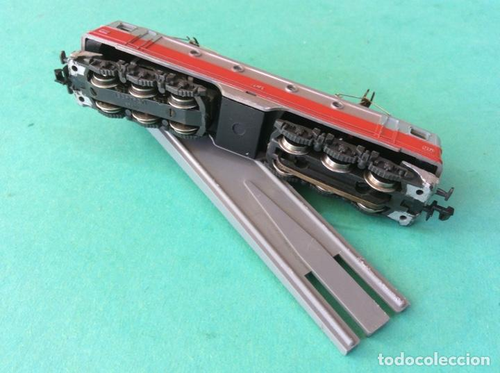 Trenes Escala: IBERTREN. LOCOMOTORA RENFE 7671. - Foto 6 - 276143273