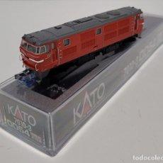Trenes Escala: KATO 7010-3 - LOCOMOTORA DIESEL DD54 , ESCALA N. Lote 276492973