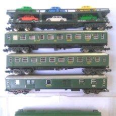 Trenes Escala: COMPOSICIÓN VIAJEROS BCN - MADRID IBERTREN N. Lote 279570048