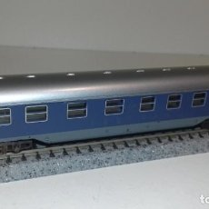 Trenes Escala: MINITRIX N PASAJEROS TOUROPA -- L50-039 (CON COMPRA DE 5 LOTES O MAS, ENVÍO GRATIS). Lote 279593833