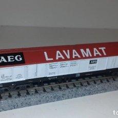 Trenes Escala: MINITRIX N CERRADO AEG -- L50-042 (CON COMPRA DE 5 LOTES O MAS, ENVÍO GRATIS). Lote 280568838