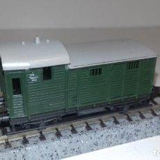 Trenes Escala: MINITRIX N FURGÓN -- L50-050 (CON COMPRA DE 5 LOTES O MAS, ENVÍO GRATIS). Lote 280705418