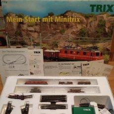Trenes Escala: TREN TRIX NUMERO 11454 BUEN ESTADO TREN TRIX NUMERO 11454 BUEN ESTADO MADE IN GERMANY MUY POCO. Lote 285281803