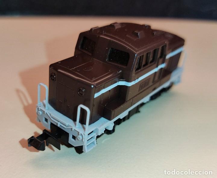 Trenes Escala: LOMOTORA DIESEL TOMIX 2026 EN EXCELENTE ESTADO - Foto 3 - 288069088