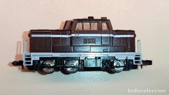 Trenes Escala: LOMOTORA DIESEL TOMIX 2026 EN EXCELENTE ESTADO - Foto 4 - 288069088