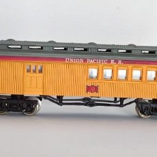 Trenes Escala: BACHMANN 75551 '95 - ESC. N -SIN CAJA- COCHE DE VIAJEROS OVERTON UNION PACIFIC Nº 9 - USA 50GR. Lote 288388723