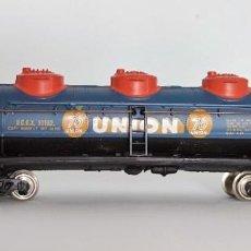 Trenes Escala: BACHMANN 70150 -ESC. N - SIN CAJA - VAGÓN CISTERNA UCOX 10162 UNION - USA 50GR. Lote 288389073