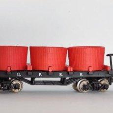 Trenes Escala: BACHMANN -ESC N - SIN CAJA - VAGON TANQUE AGUA UNION PACIFIC S/N - USA 50GR. Lote 288389363