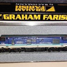 Trenes Escala: LOMOTORA GRAHAM FARISH BACHMANN EUROPE 371154 EN MUY BUEN ESTADO. Lote 288974103