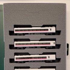 Trenes Escala: KATO 10-1111 E657 SERIES SUPER HITACHI, ESCALA N. Lote 289248058