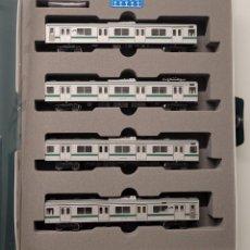 Trenes Escala: KATO 10-187 205 SERIES E.C. SAIKYO LINE COLOR, ESCALA N. Lote 289255063