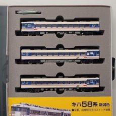 Trenes Escala: KATO 10-357 58 SERIES D.C. NIIGATA COLOR, ESCALA N. Lote 289256263