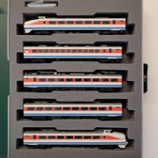 Trenes Escala: KATO 10-1202 489 SERIES HAKUSAN COLOR, ESCALA N. Lote 289257218
