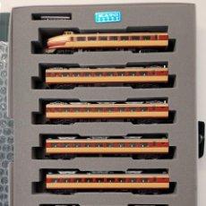 Trenes Escala: KATO 10-351 181 SERIES LIMITED EXP. TOKI, ESCALA N. Lote 289261658