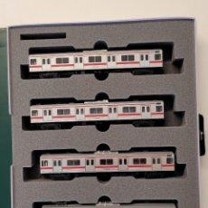 Trenes Escala: KATO 10-430 205 SERIES KEIYO LINE, ESCALA N. Lote 289299533