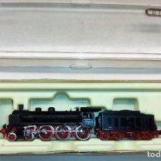 Trenes Escala: LOCOMOTORA DE VAPOR DE MINITRIX REF: 51 2077 00 EN MUY BUEN ESTADO. Lote 289462318