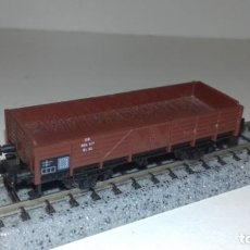 Trenes Escala: MINITRIX N BORDE BAJO -- L50-321 (CON COMPRA DE 5 LOTES O MAS, ENVÍO GRATIS). Lote 295501963
