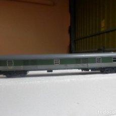 Trenes Escala: VAGÓN FURGON DE LA DB ESCALA N DE MINITRIX. Lote 297075583