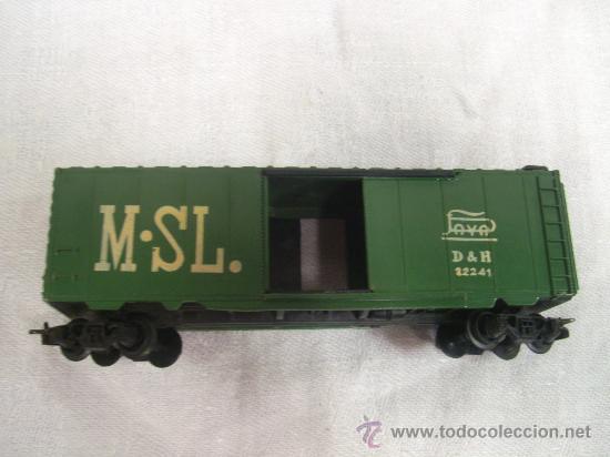 Trenes Escala: Tren eléctrico. Fabricado por Payá. HO. Con caja. - Foto 8 - 27979750
