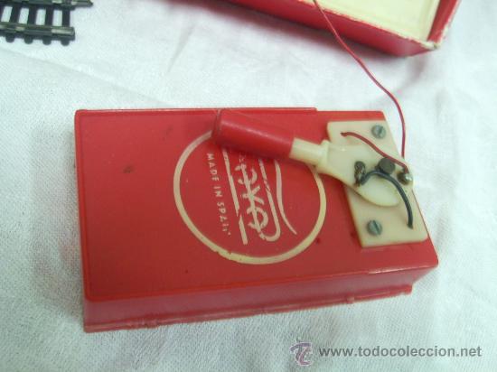 Trenes Escala: Tren eléctrico. Fabricado por Payá. HO. Con caja. - Foto 13 - 27979750