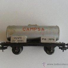 Trenes Escala: VAGON DE PAYA HO DE CAMPSA. Lote 31775382