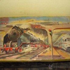 Trenes Escala: TREN ELECTRICO PAYÁ H0 - AÑOS 1957 -. Lote 54396231