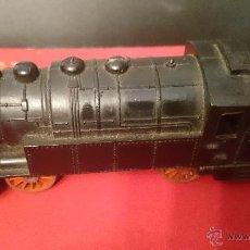 Trenes Escala: LOCOMOTORA CARBONERA PAYA ELECTRICA- 14X3,5X 5-CM.ALTO -NO PROBADA. Lote 54952485