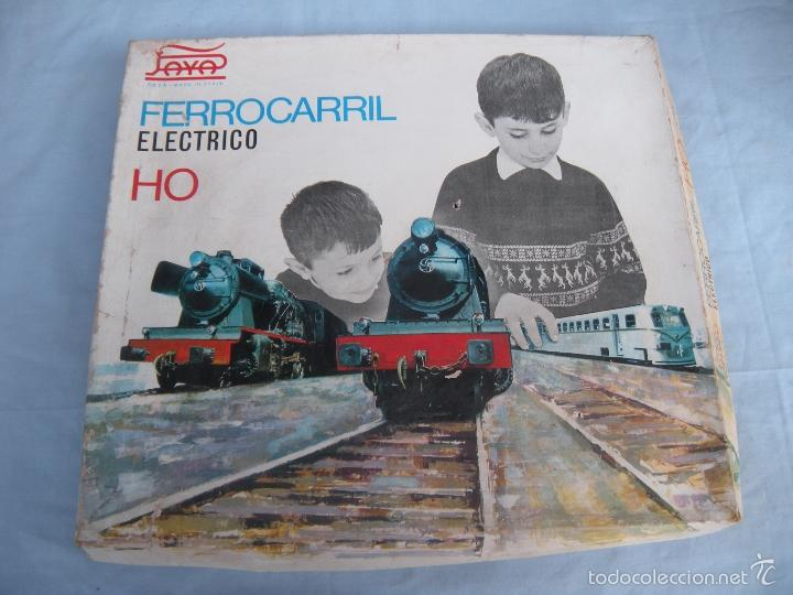 FERROCARRIL TREN ELÉCTRICO PAYÁ HO (Juguetes - Trenes a Escala H0 - Payá H0)