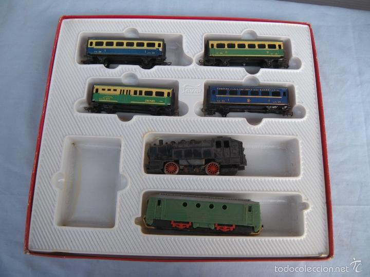 Trenes Escala: FERROCARRIL TREN ELÉCTRICO PAYÁ HO - Foto 4 - 57077120