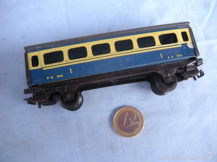 Trenes Escala: FERROCARRIL TREN ELÉCTRICO PAYÁ HO - Foto 12 - 57077120
