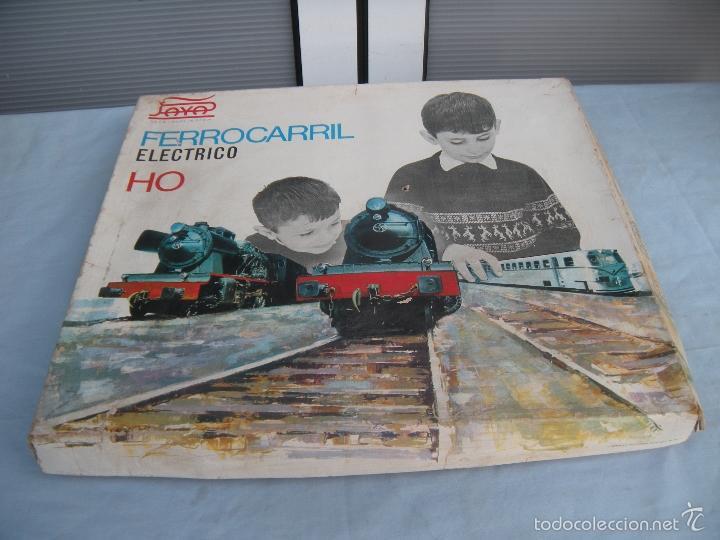 Trenes Escala: FERROCARRIL TREN ELÉCTRICO PAYÁ HO - Foto 15 - 57077120