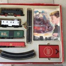 Trenes Escala: TREN ELÉCTRICO PAYA. MOD. 2. AÑOS 60. Lote 58870716