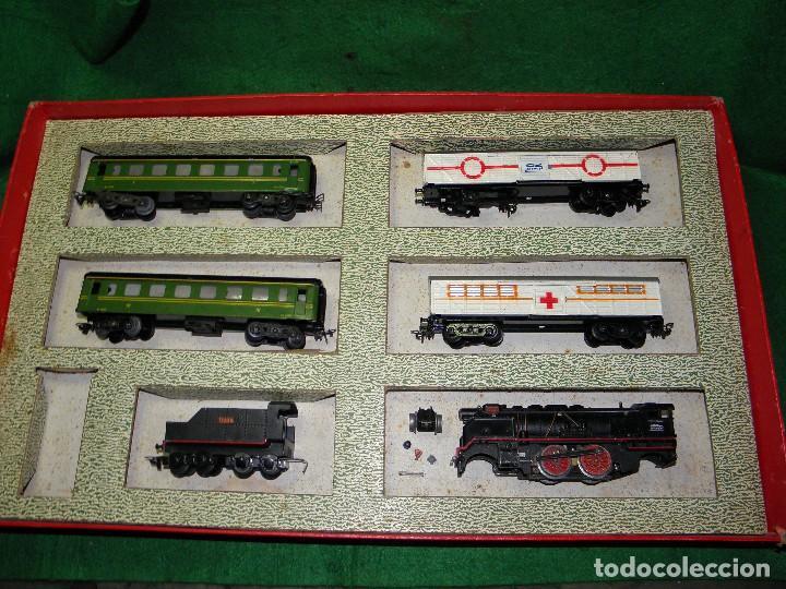 Trenes Escala: TREN PAYA H0 REF. 1601 - Foto 2 - 63139464