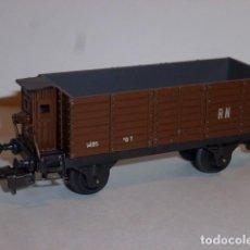 Trenes Escala: 0007-PAYA VAGÓN DE BORDES ALTOS EP.III AÑOS 50 H0 - 1/87. Lote 63151356