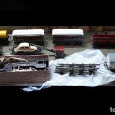 Trenes Escala: TREN PAYÁ. EXCEPCIONAL CONJUNTO. AÑOS 30-40?. Lote 75684187