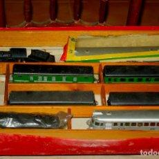 Trenes Escala: TREN PAYA ESCALA H0 1960. Lote 78609293
