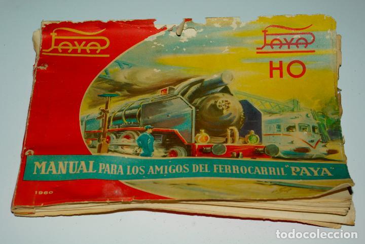Trenes Escala: TREN PAYA ESCALA H0 1960 - Foto 2 - 78609293
