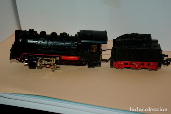 Trenes Escala: TREN PAYA ESCALA H0 1960 - Foto 4 - 78609293