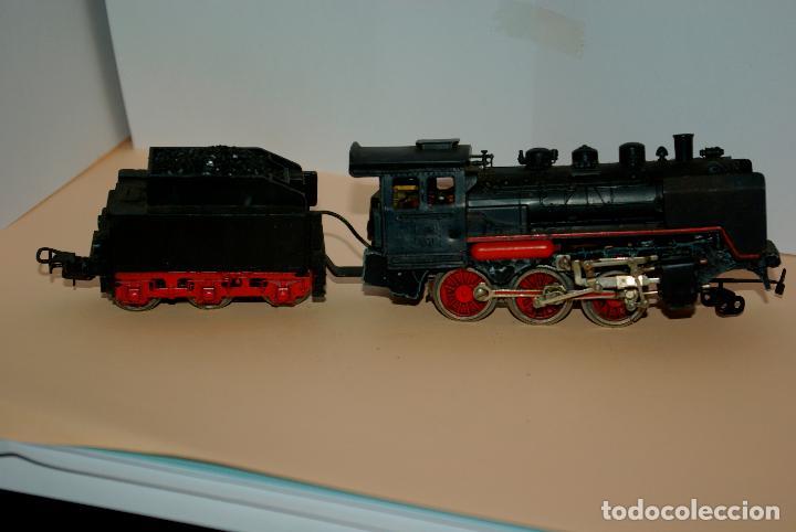 Trenes Escala: TREN PAYA ESCALA H0 1960 - Foto 5 - 78609293