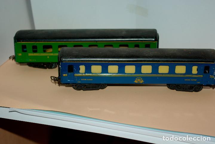 Trenes Escala: TREN PAYA ESCALA H0 1960 - Foto 10 - 78609293
