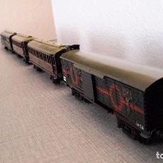Trenes Escala: PAYA-JOYO TREN CUATRO VAGONES.HO. Lote 79102517