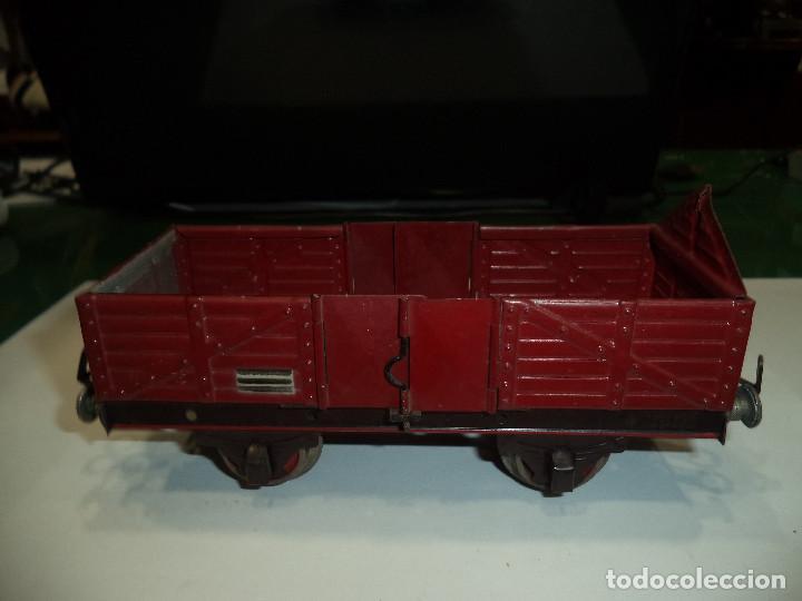 VAGON PAYA 1301 (Juguetes - Trenes a Escala H0 - Payá H0)