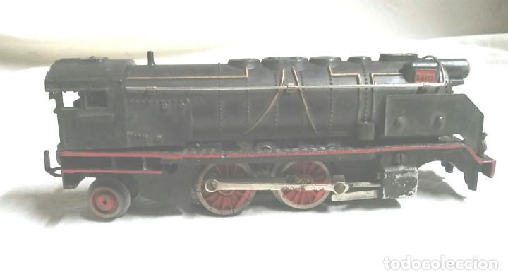 Trenes Escala: Tren de Paya 1681 años 50, Locomotora Tender 1401, 2 vagones pasajeros y 12 vias - Foto 4 - 87005080