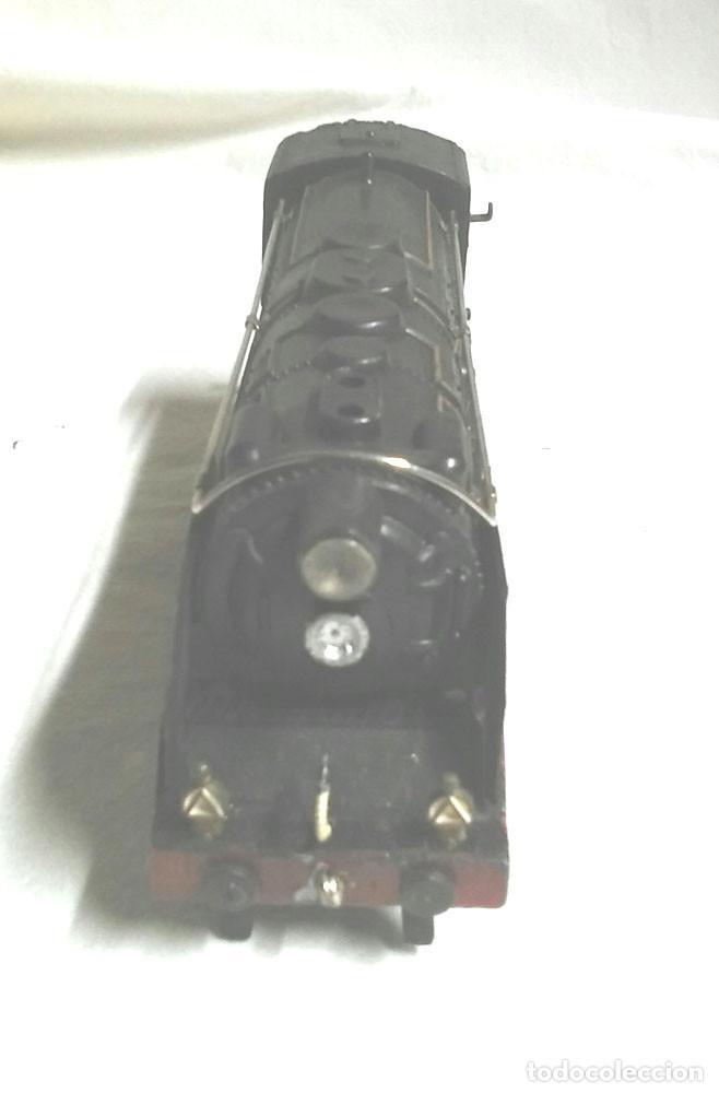 Trenes Escala: Tren de Paya 1681 años 50, Locomotora Tender 1401, 2 vagones pasajeros y 12 vias - Foto 5 - 87005080