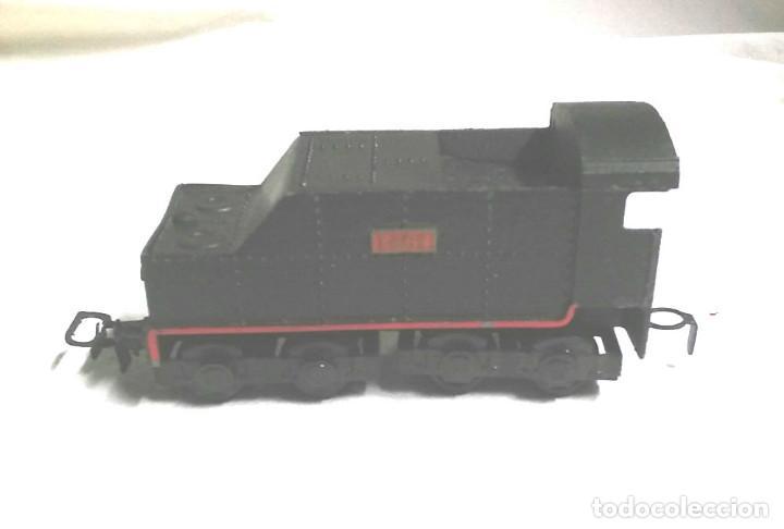 Trenes Escala: Tren de Paya 1681 años 50, Locomotora Tender 1401, 2 vagones pasajeros y 12 vias - Foto 9 - 87005080