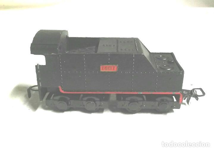 Trenes Escala: Tren de Paya 1681 años 50, Locomotora Tender 1401, 2 vagones pasajeros y 12 vias - Foto 10 - 87005080