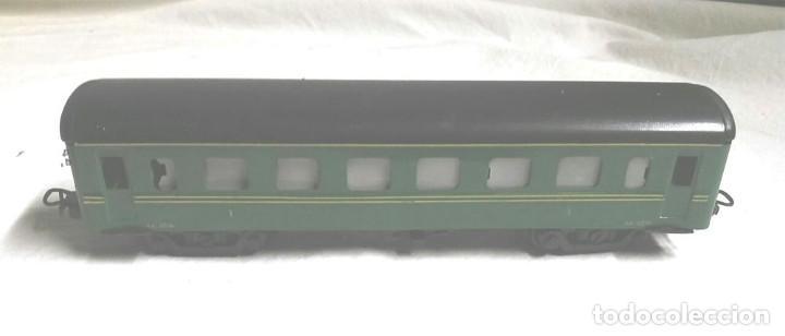 Trenes Escala: Tren de Paya 1681 años 50, Locomotora Tender 1401, 2 vagones pasajeros y 12 vias - Foto 11 - 87005080