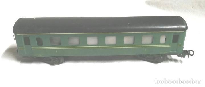 Trenes Escala: Tren de Paya 1681 años 50, Locomotora Tender 1401, 2 vagones pasajeros y 12 vias - Foto 12 - 87005080