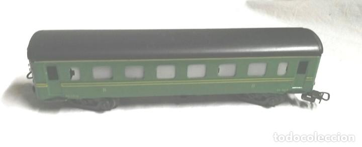 Trenes Escala: Tren de Paya 1681 años 50, Locomotora Tender 1401, 2 vagones pasajeros y 12 vias - Foto 13 - 87005080